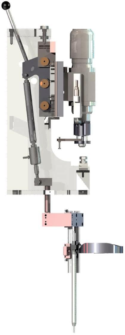Montagetechnik: Energieeffiziente Prozess-Stationen