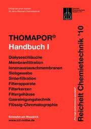 Handbuch THOMAPOR-1: Handbuch THOMAPOR®-I