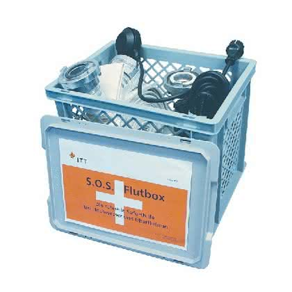 Flutbox: Schnelle Soforthilfe