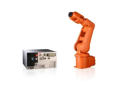 Robotik: Kleiner Industrieroboter