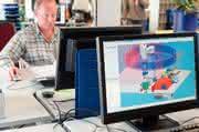 Produktionssysteme: Gut verbunden: CAD und ERP