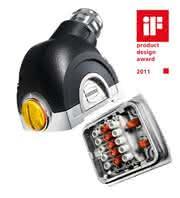 Märkte + Unternehmen: Harting: gewinnt internationalen Design Award