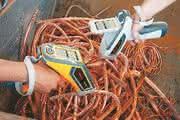 RFA-Analysatoren XL2/XL3 Air: Neue, mobile Legierungsanalysatoren