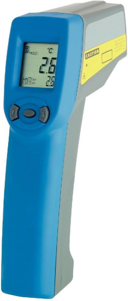 IR-Thermometer ScanTemp 385: Mit IR und Laser  kontaktfrei die Temperatur messen