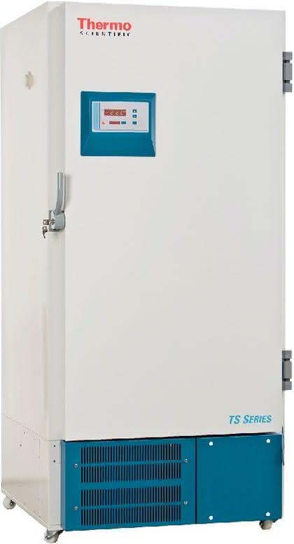 Ultratiefkühlschrank Modell TS586e: Umweltfreundlicher Ultratiefkühlschrank