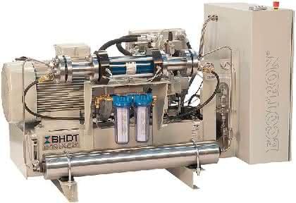 Modulare Pumpe: Als anpassungsfähig