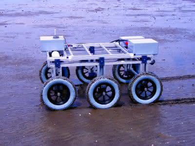 Anwenderbericht: Ein mobiler Robotertyp