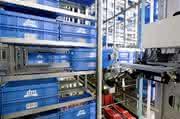 Lagertechnik: Drogerie auf der Höhe