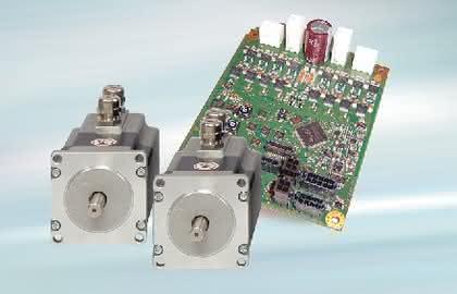 Zwei-Achs-Servoverstärker Eco-MiniDual: Einplatinenlösung