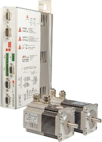 Zwei-Achs-Servoverstärker: Mehr Leistung