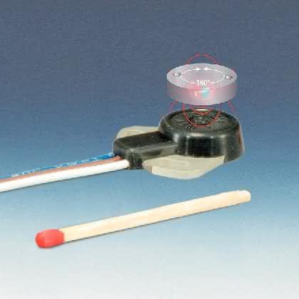 Magnetischer Winkelsensor: Externer Magnet