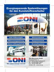 K-Messe: ONI-Wärmetrafo GmbH