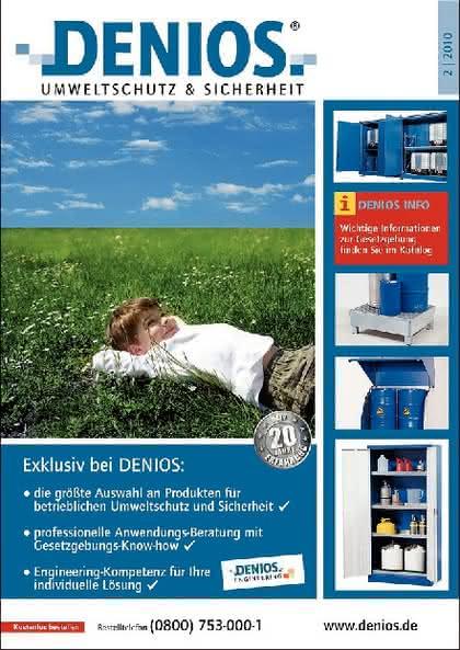 Arbeitsschutz: Rund um Umweltschutz  und Arbeitssicherheit