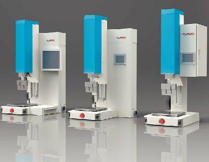 Neue Schweißmaschinen: Ultraschnell  mit Ultraschall