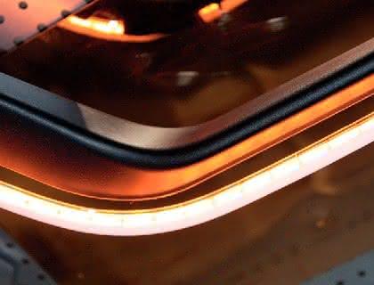 QRC-Strahler: Infrarot-Wärme in 3D