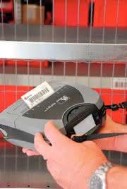 Mobiler Drucker RP4T: Mobiles Drucken