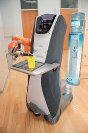 Servicerobotik: Robbie, ich habe Durst!