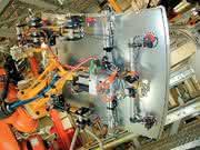 Vakuum-Hebesystem: Platten hebt