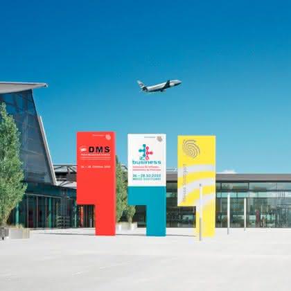 Märkte + Unternehmen: DMS Expo 2010: Brückenschlag zwischen DMS und ERP