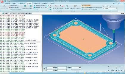CNC-Programmiersystem: Empfohlen