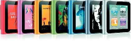 iPod nano: Nachwuchs