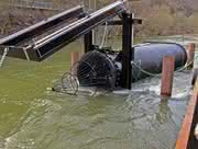 Märkte + Unternehmen: KSB: zwei Flussturbinen in Betrieb genommen