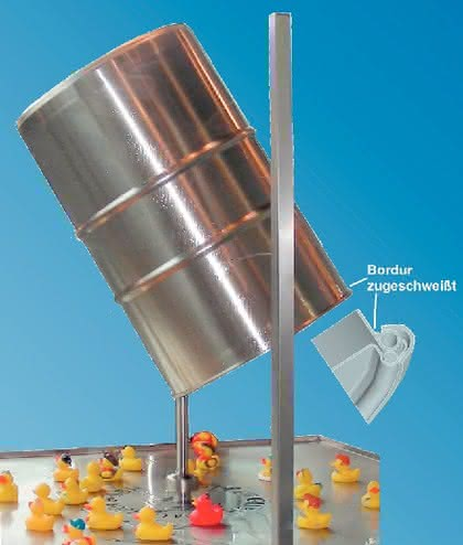 Edelstahlfässer: Neuer Qualitätsstandard für Edelstahlfässer