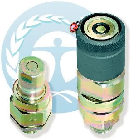 Schnellverschlusskupplungen: Gegen duftende Landluft
