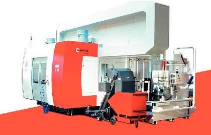 Bearbeitungszentrum: Keramik trifft auf Stahl