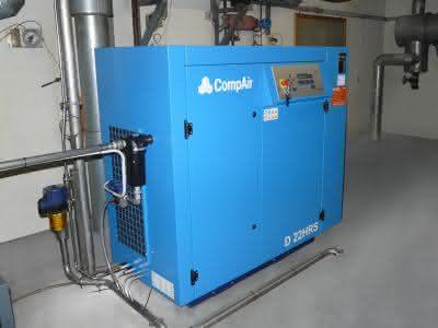 Märkte + Unternehmen: Comp Air: Brauerei Weihenstephan spart 30 Prozent Energiekosten