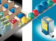 Special Motek: Farbunabhängig und hochpräzise Messender Laser-Sensor für Distanzmessungen bis 4 m