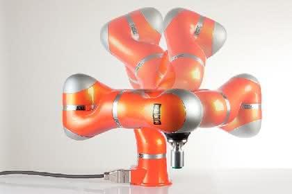 Leichtbauroboter LBR 4plus: Leichter Roboter