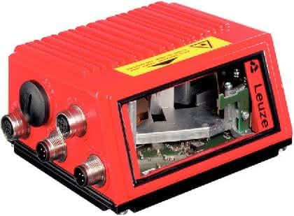 Barcodeleser BCL 548i: Profinet drin