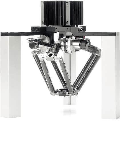 Delta-Roboter: Präzise Platzierung