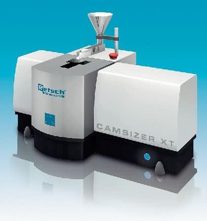 Partikelmessgerät Camsizer XT: Partikelmessung:  alternative Dispergierprinzipien