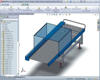 Produktionssysteme: Multi-Kostensenkungspaket  für den Maschinenbau