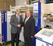 News: Wittmann Battenfeld stellt IKV Aquamould-Anlage zur Verfügung