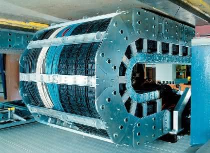 Energieführungsketten Steel Line: Kein (k)altes Eisen