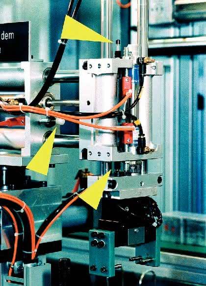 Industrie-Stoßdämpfer: Konstant bremsen