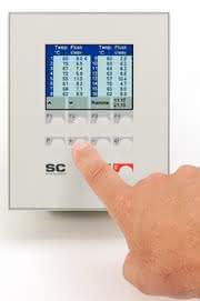 Durchflussmesser SWV: Wasserverteilsystem liefert Prozessinformationen