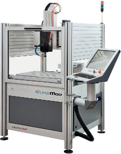CNC-Maschine: Optimale Spannmöglichkeiten