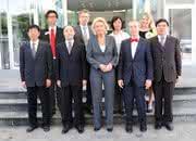 Märkte + Unternehmen: Schaeffler Gruppe und Henan University of Science and Technology (HUST): starten erste Projekte