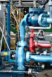 Märkte + Unternehmen: KSB: rüstet Biodieselanlage in Schweden aus