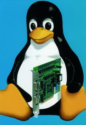 PCI-Schnittstellenkarte: Der Pinguin und PCI