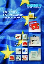Katalog Erste Hilfe: Trostpflaster