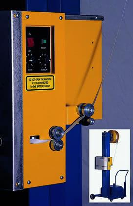 Umreifungsautomat: Ein schlanker Umreifungskünstler