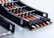 Quantum-Baureihe mit Alu-Stegen: Aluminium vermindert Reibung