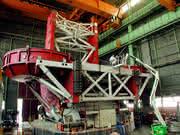 Antriebssysteme, Positioniersysteme: Das größte Fernglas der Welt