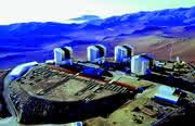 Logistik für ESO: Blick über den Tellerrand