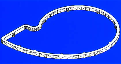 Formschlauchringe: Dichtelemente im Rechteckquerschnitt